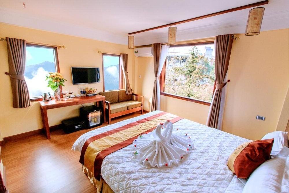 Hospedaje en Heart Of Sapa Hotel