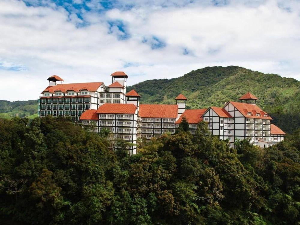 Hospedaje en Heritage Hotel Cameron Highlands