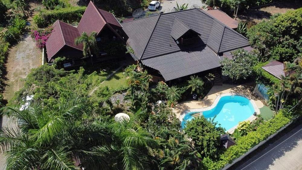 Hospedaje en Homestay Chiang Rai
