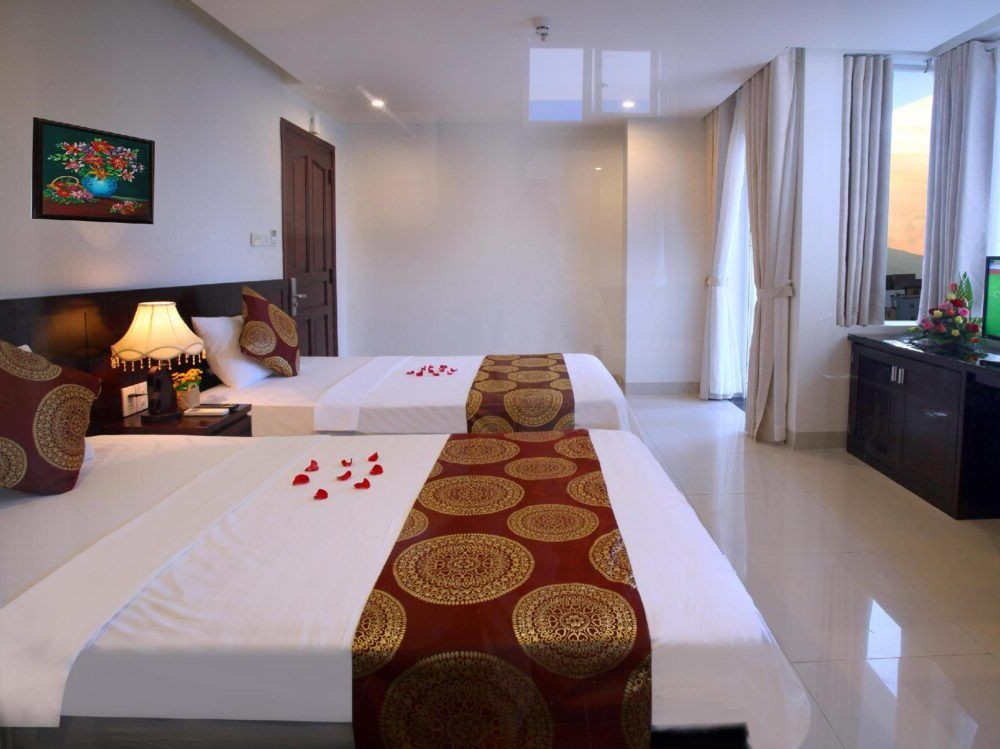Hospedaje en Hotel Azura nah trang