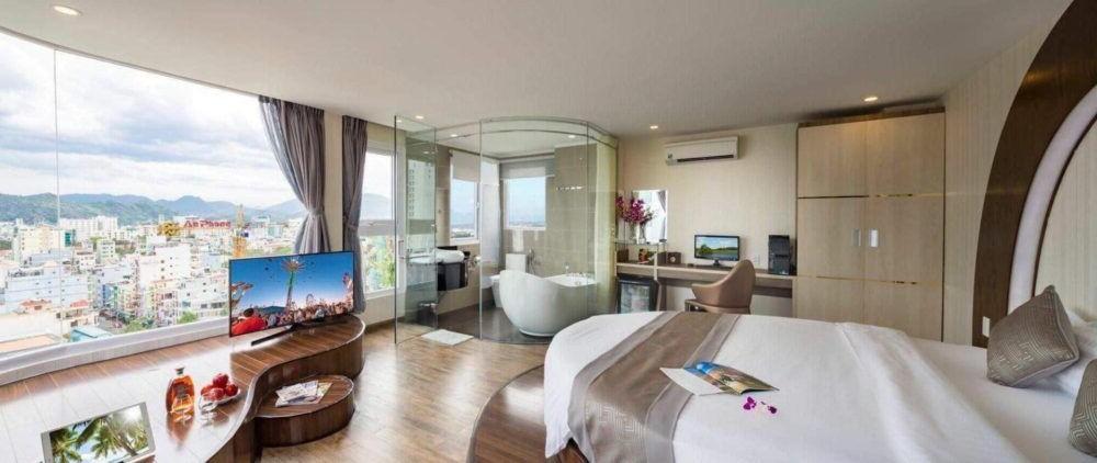 Hospedaje en Hotel New Sun
