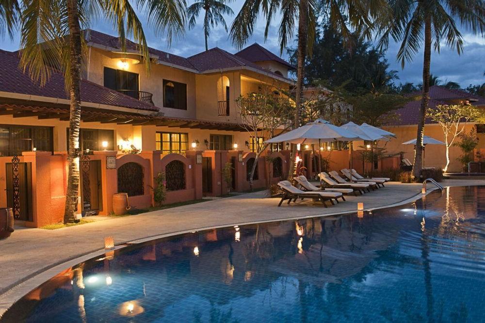 Hospedaje en Hotel Padang Matsirat