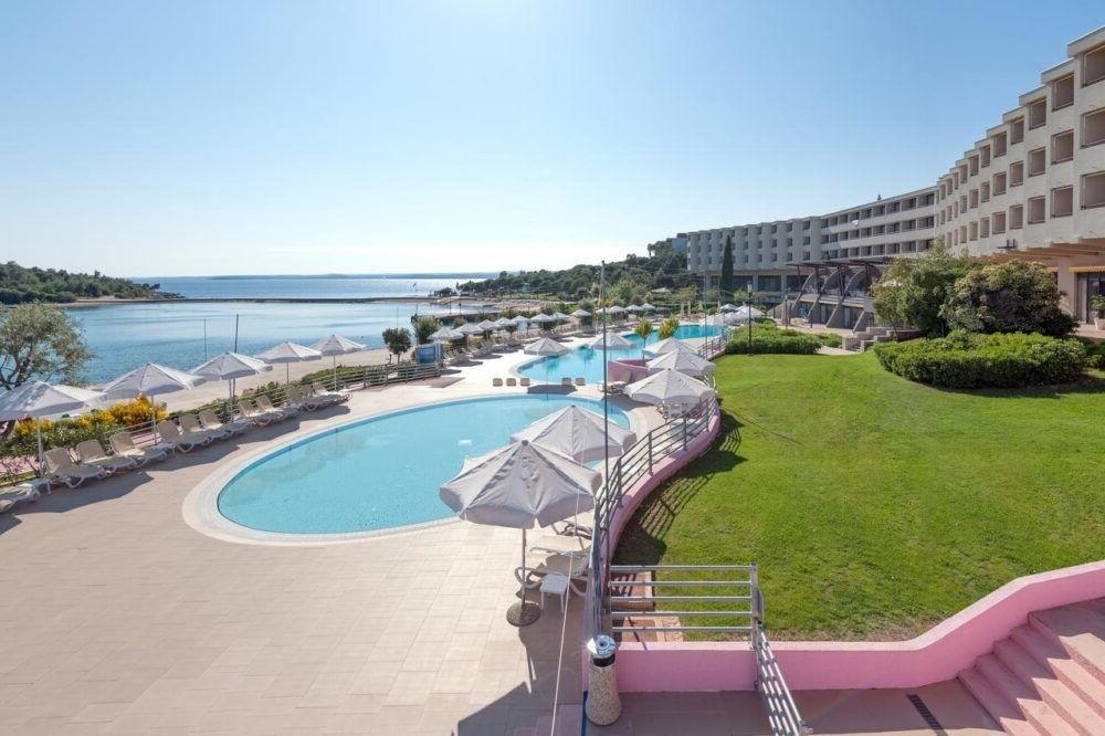 Hospedaje en Island Hotel Istra