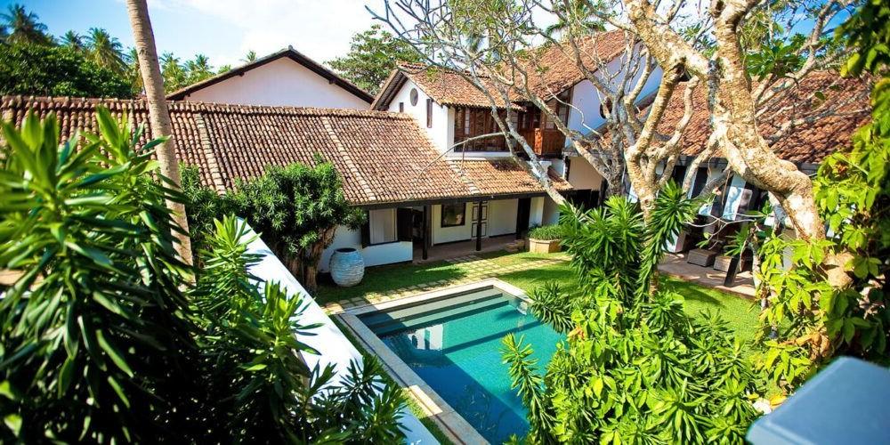 Hospedaje en Paradise Road The Villa Bentota