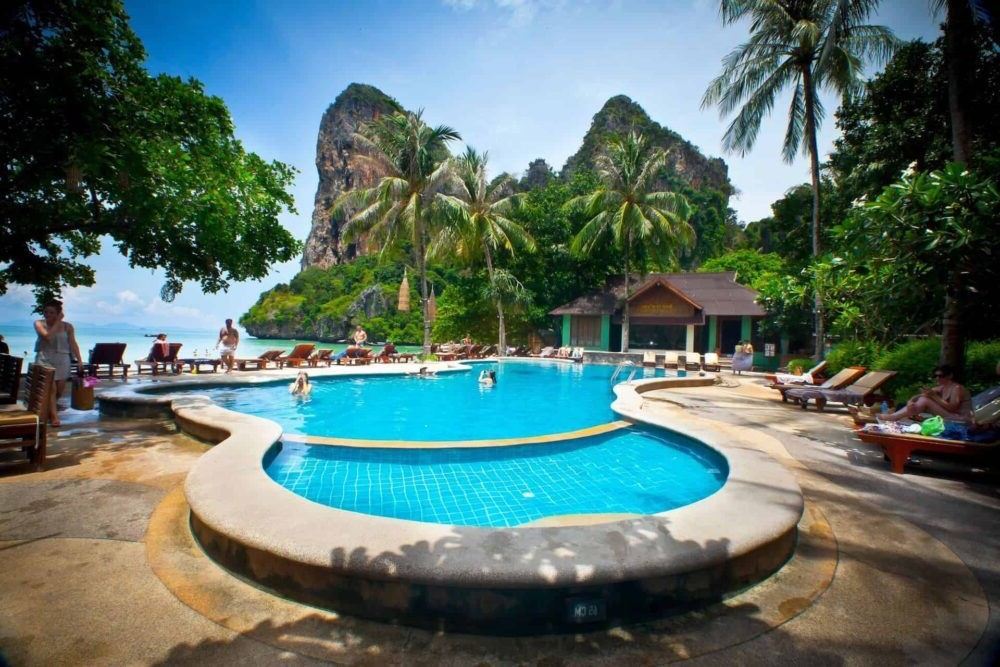Hospedaje en Railay Bay Resort Spa