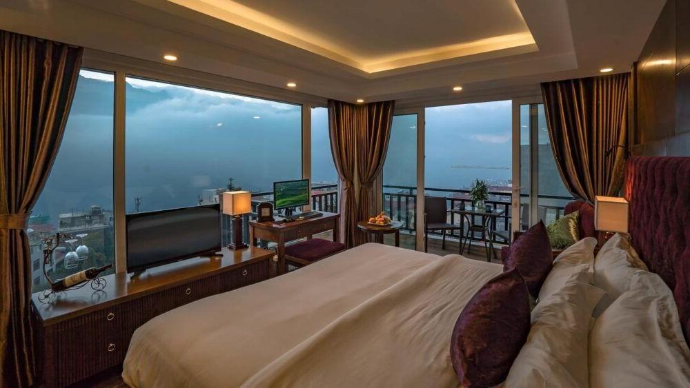 Hospedaje en Sapa Horizon Hotel