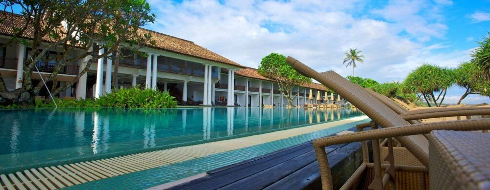 Hospedaje en The Fortress Resort Galle