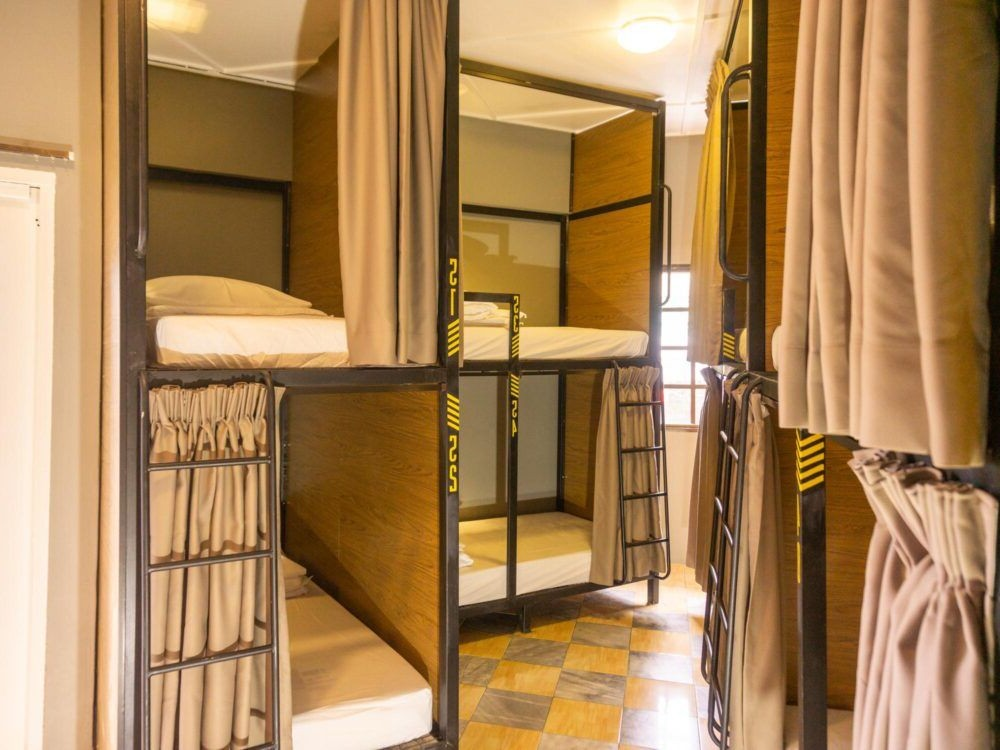 Hospedaje en Traveller Bunker Hostel Cameron