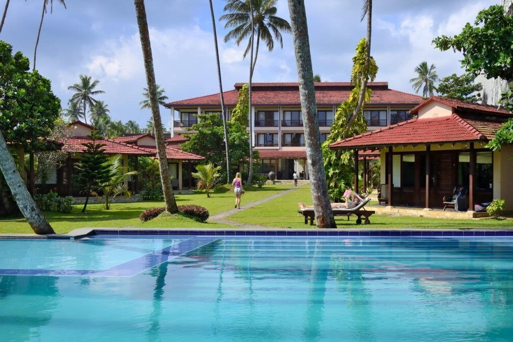 Hospedaje en Weligama Bay Resort