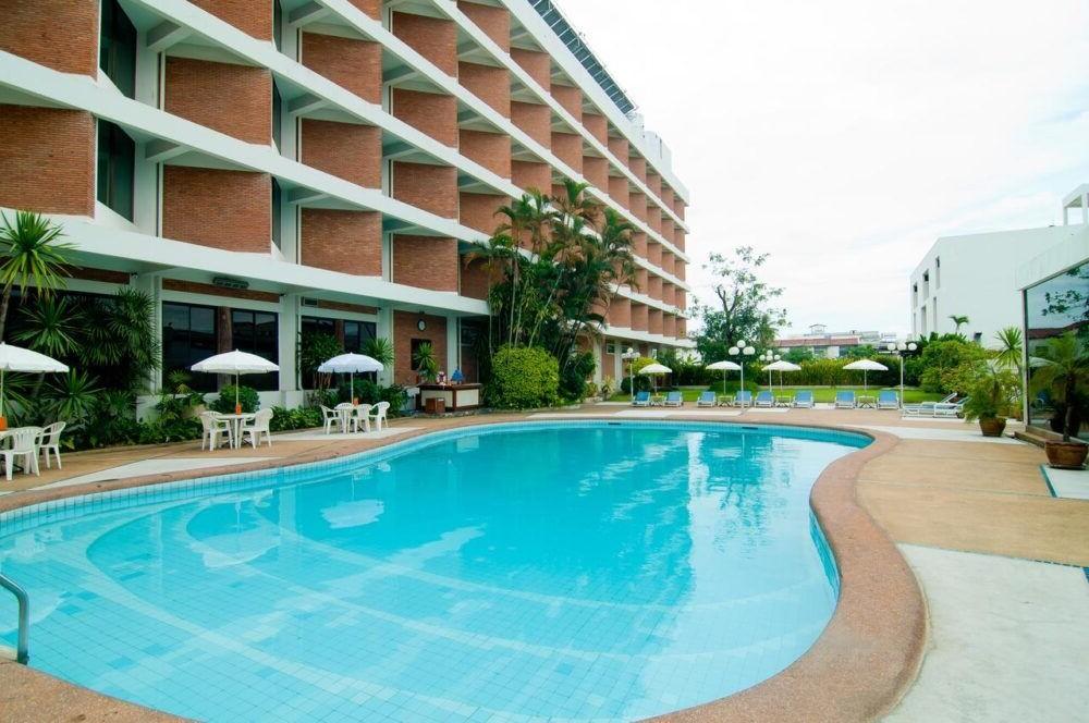 Hospedaje en Wiang Inn Hotel