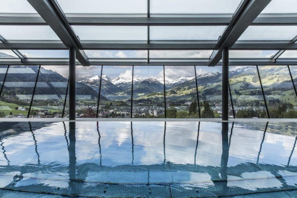 Hospedaje en el Austria Trend Hotel Schloss Lebenberg