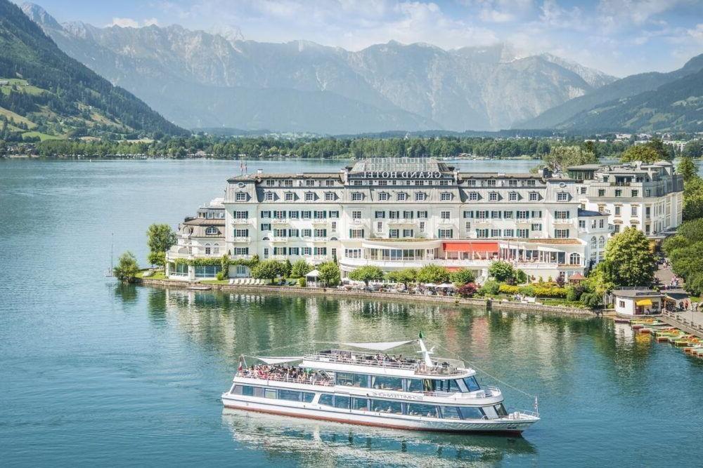 Hospedaje en el Grand Hotel Zell Am See