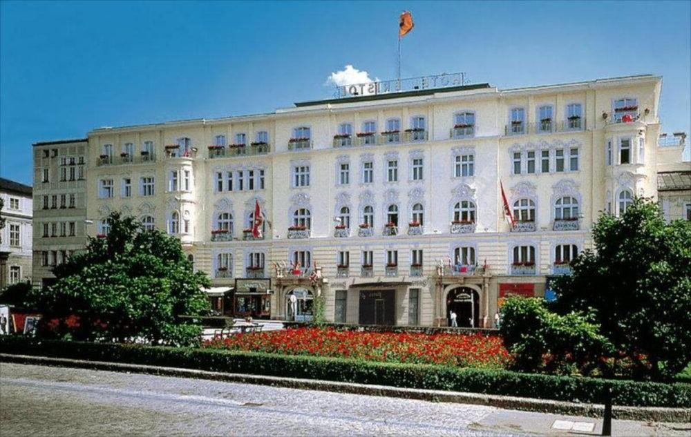 Hospedaje en el Hotel Bristol Salzburg