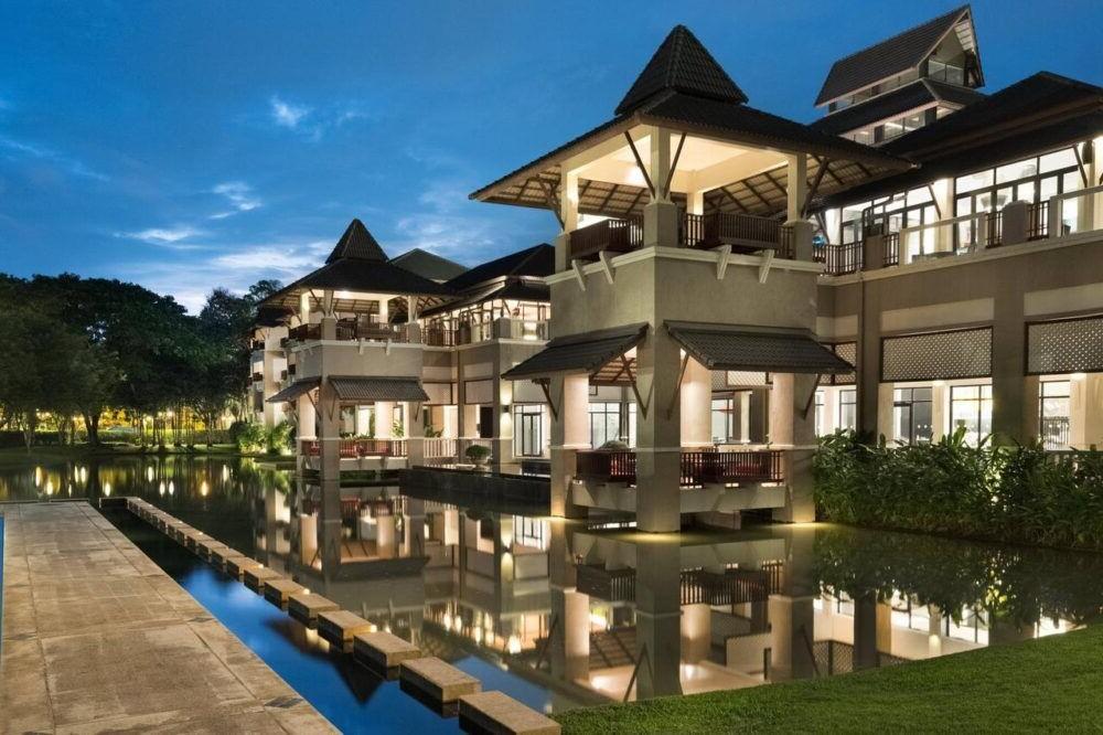 Hospedaje en el Le Meridien Chiang Rai Resort