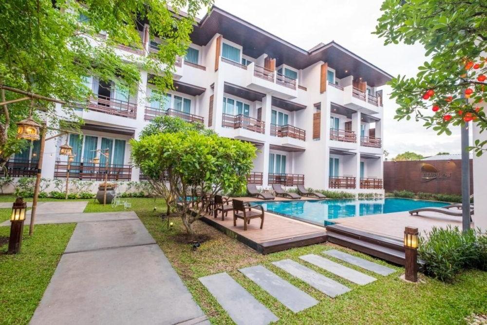 Hospedaje en el Le Patta Hotel Chiang Rai