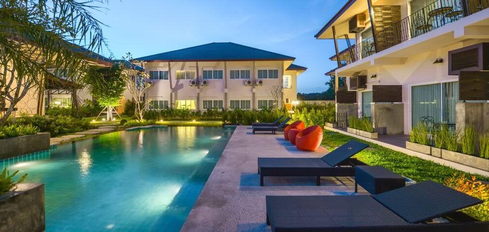 Hospedaje en el Maryo Resort
