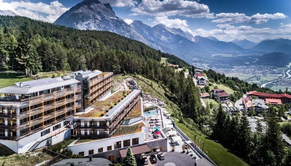 11 mejores lugares para alojarse en Austria