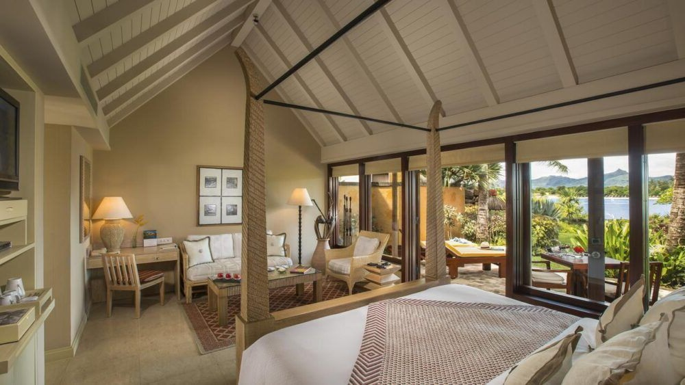 Hospedaje en el The Oberoi Mauritius