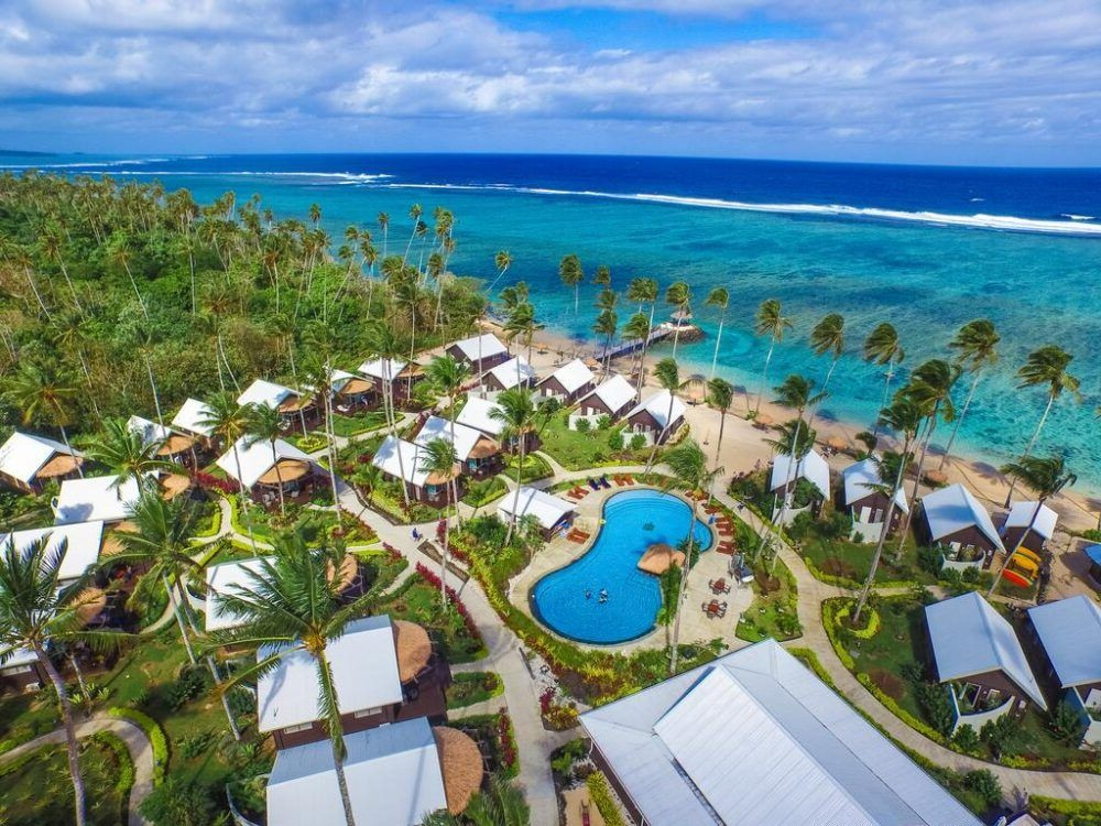 Hospedaje en el The Sands Resort
