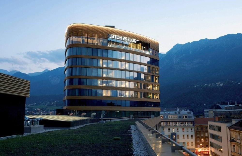 Hospedaje en el aDLERS Hotel Innsbruck