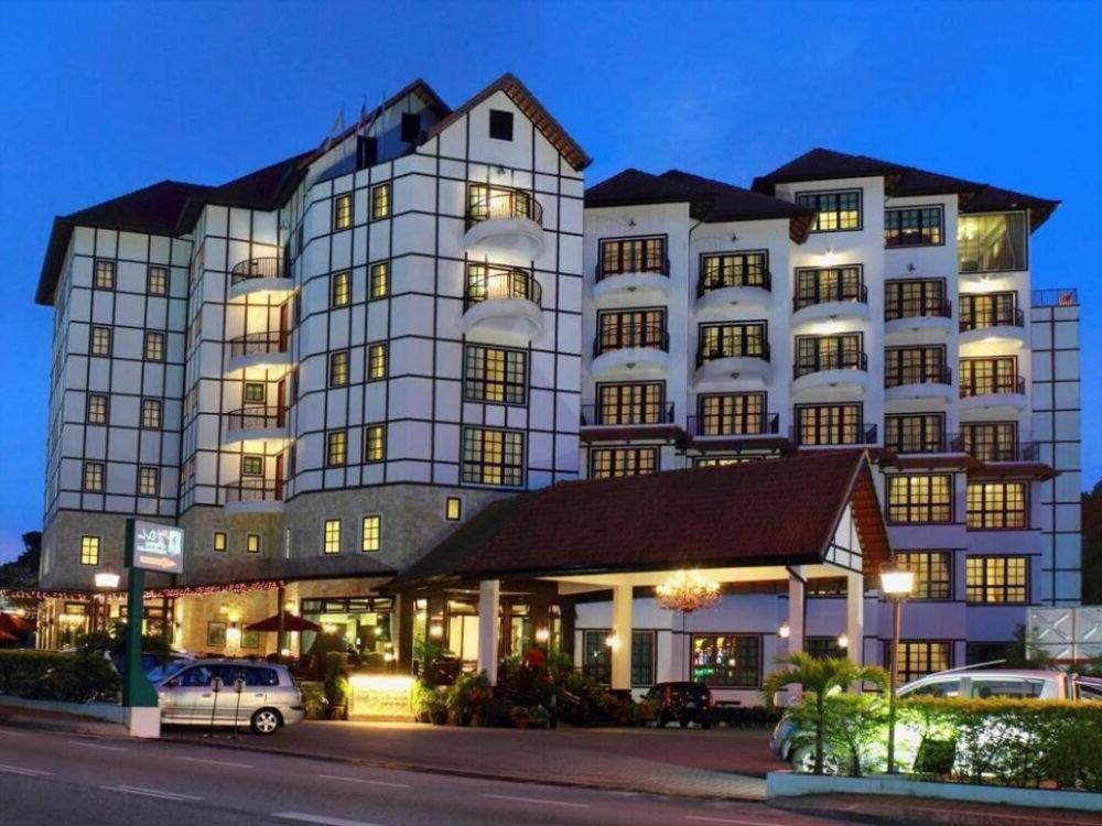 Hospedaje en hotel de' la ferns cameron highlands