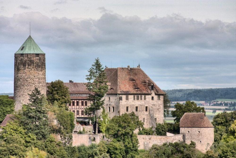 Hospedarse en Castle Hotel, Colmberg