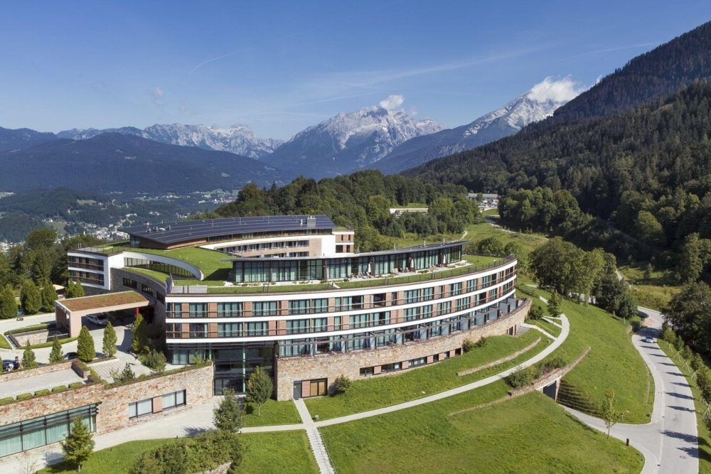 Hospedarse en Kempinski Hotel, Berchtesgaden