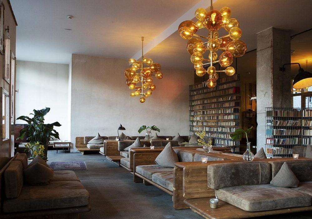 Hospedarse en Michelberger Hotel, Berlin