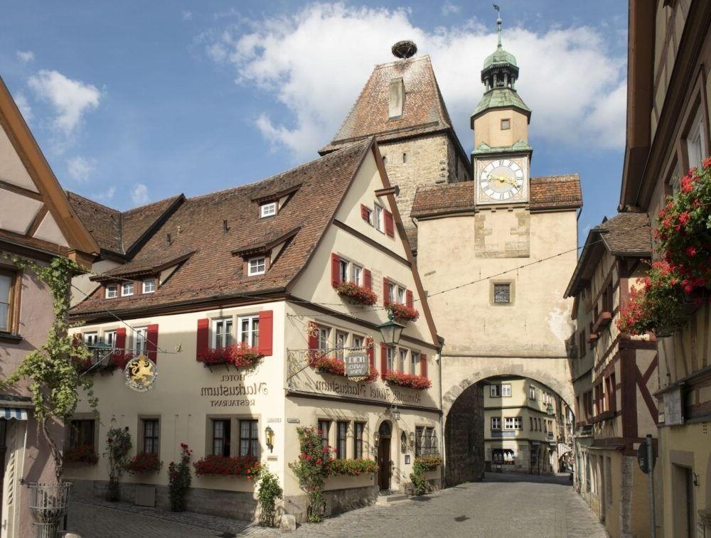 11 hoteles más increíbles de Alemania
