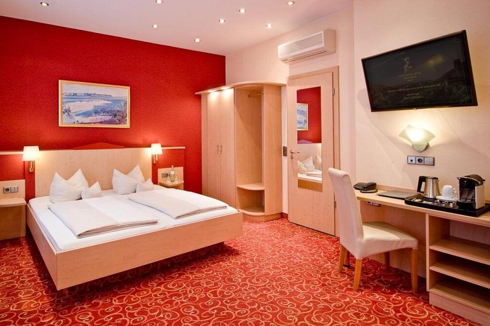 Hospedarse en el Hotel Goldene Rose Heidelberg