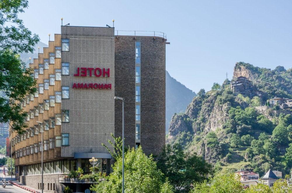 Hospedarse en el Hotel Panorama