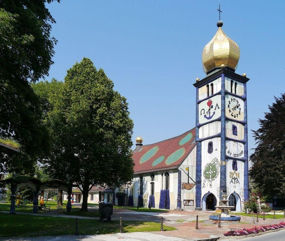Hundertwasserkirche