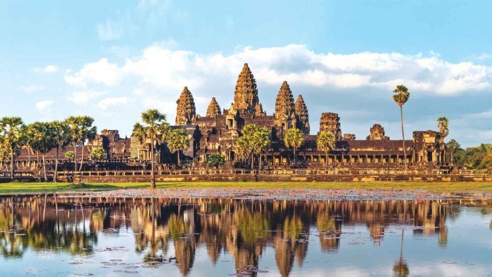 Itinerario para visitar Siem Reap