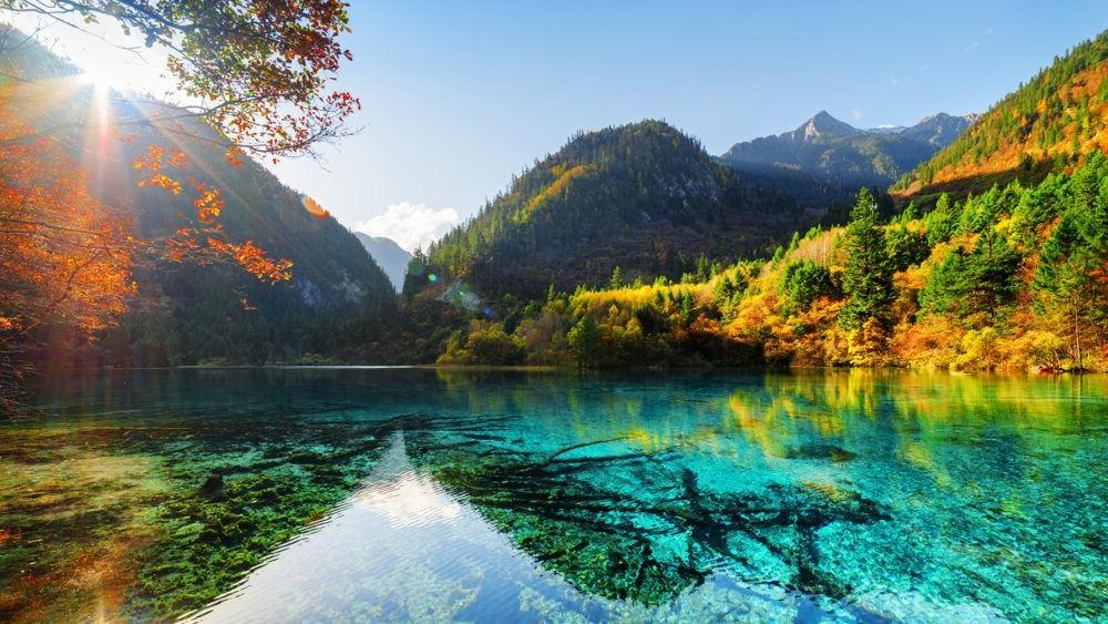 Lago Jiuzhaigou