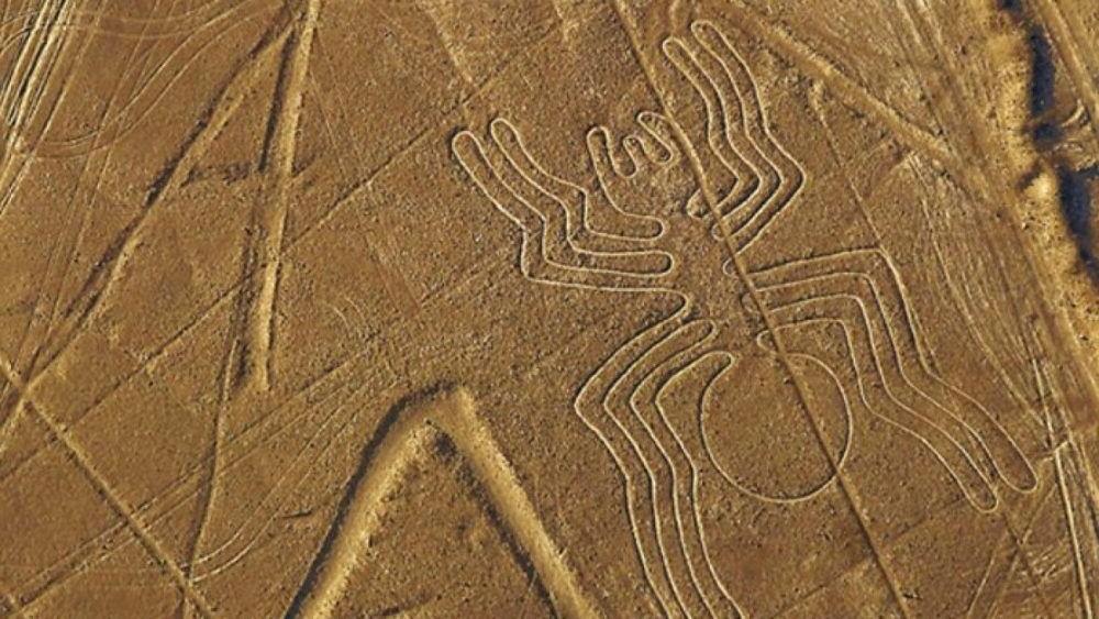Las impresionantes lineas de Nazca