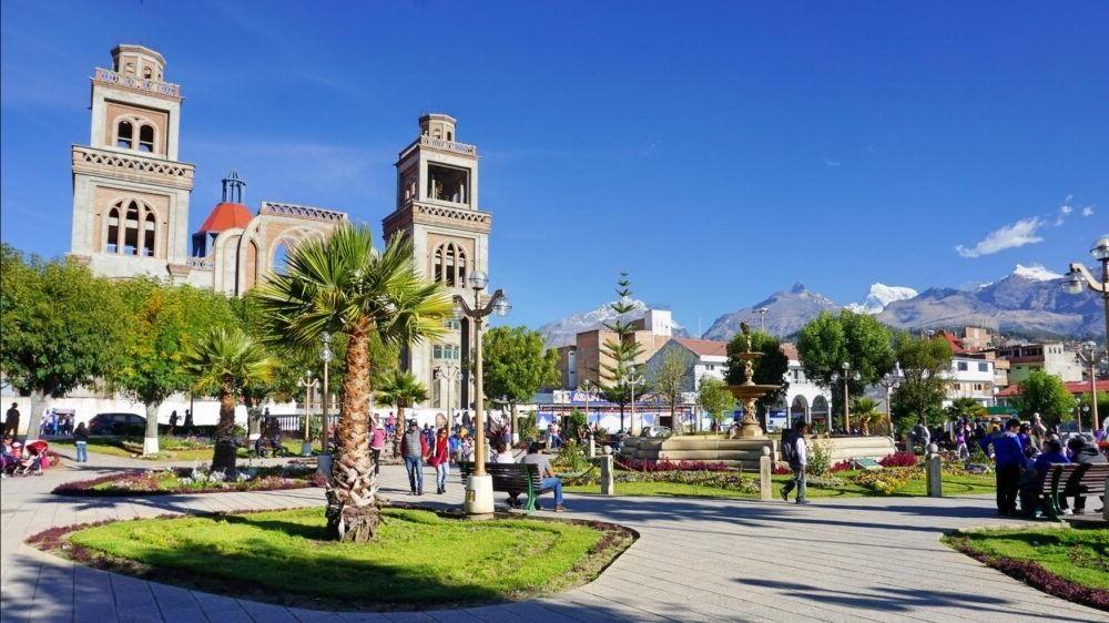 Los lugares de Huaraz