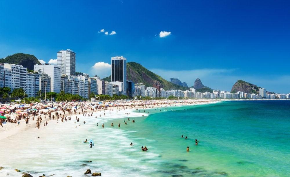 Los mejores lugares para visitar, la Copacabana