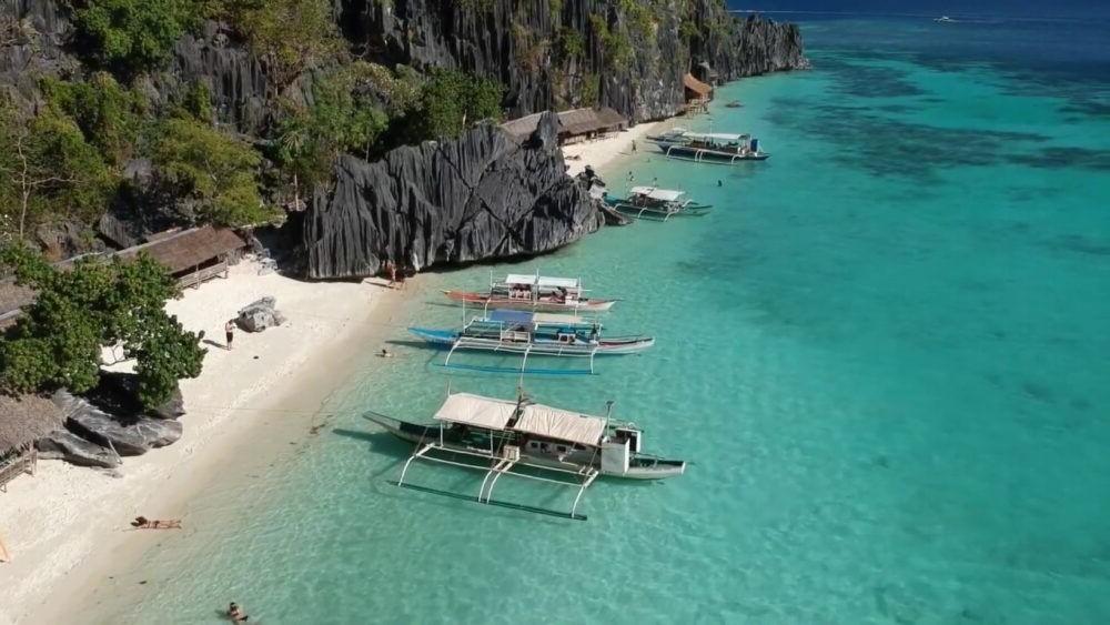 Mejores Playas de filipinas, Banul Beach, Coron