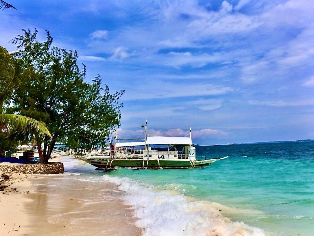 Mejores Playas de filipinas, Bounty Beach, Cebu