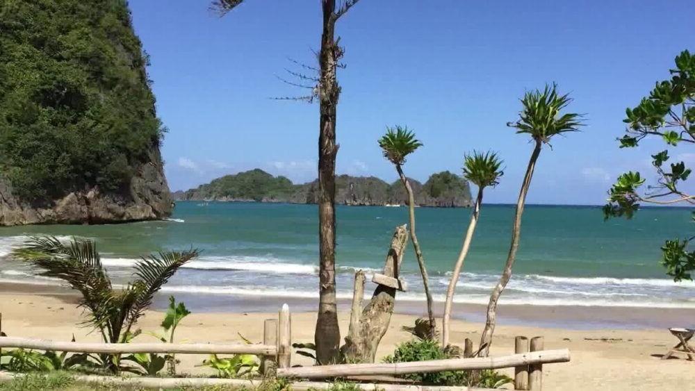 Mejores Playas de filipinas, Gota Beach, Camarines Sur