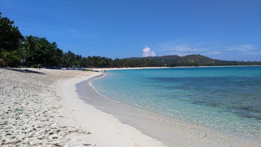 Mejores Playas de filipinas, Saud Beach, Luzon