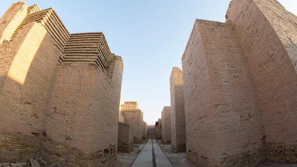 Muros de Babilonia