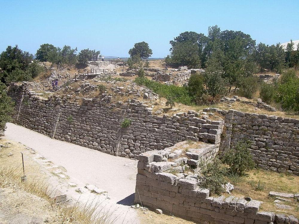 Muros de Troya