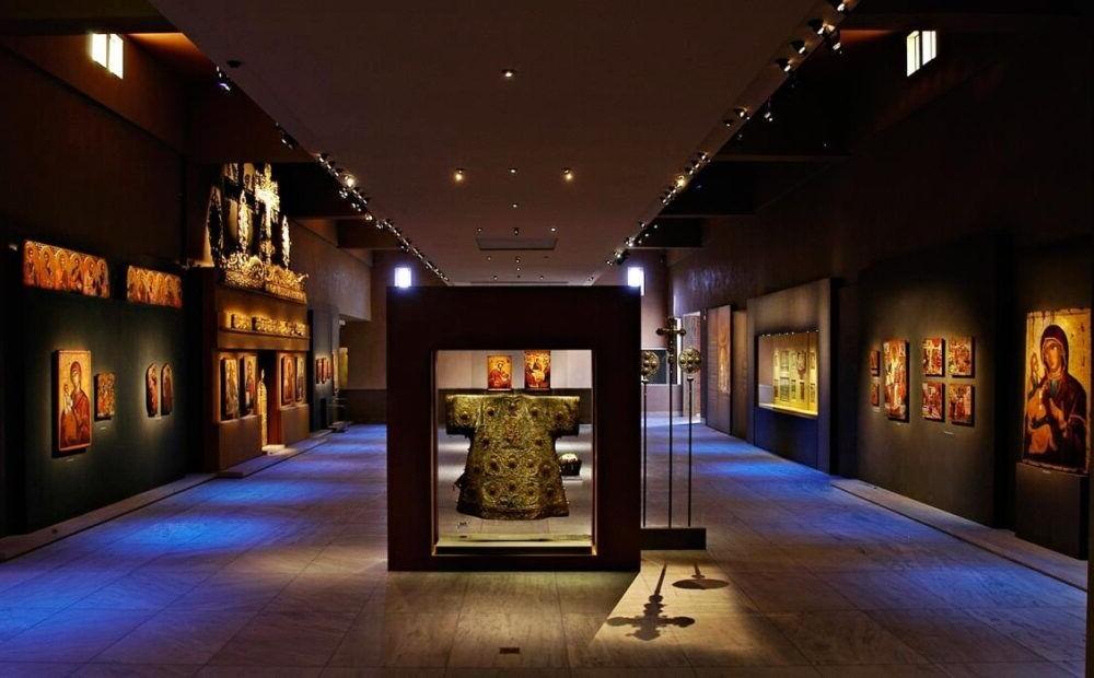 Museo de Cultura Bizantina
