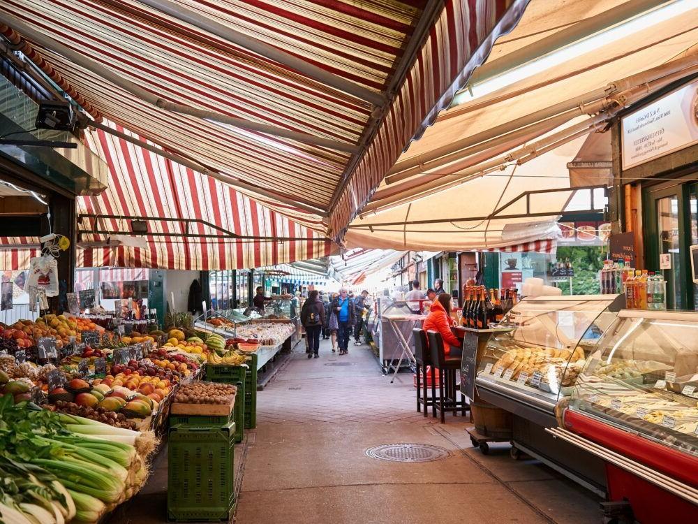 Naschmarkt vienna