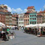 10 atracciones turísticas más importantes de Varsovia