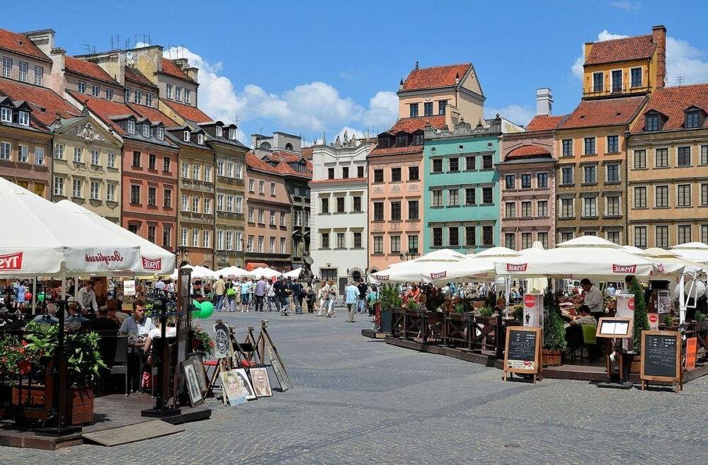 10 atracciones turísticas más importantes de Varsovia 2