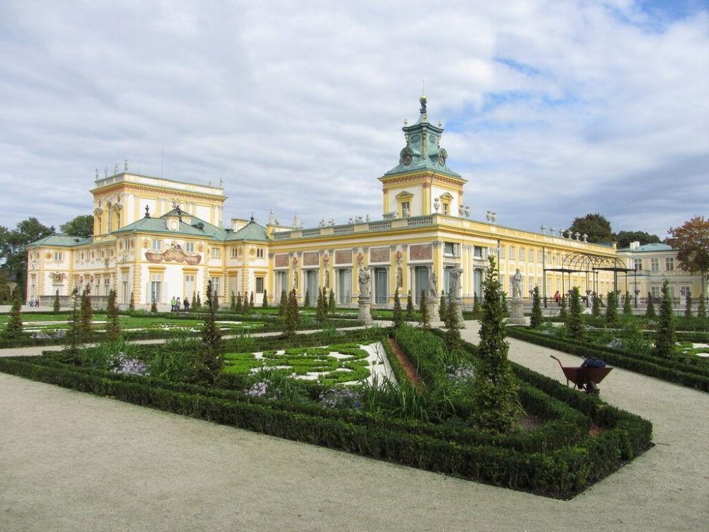 Palacio de Wilanow
