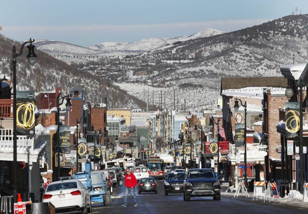 Park City Utah, Sundance Film Festival