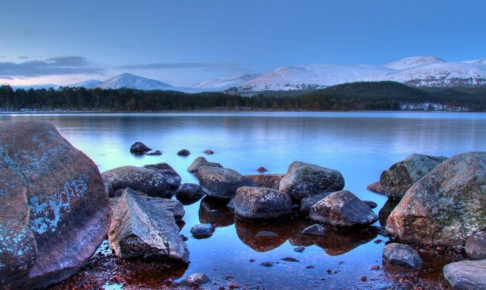 Los 10 Parques Nacionales y Reservas más hermosos de Escocia